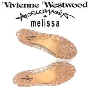 Vivienne Westwood + Melissa Jelly Flats L